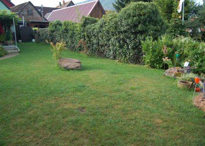 Gartenwiese